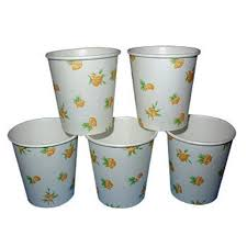 White Paper Cup, Packet Size: 50 Pieces, Rs 75 /<b>100 pcs</b>, SS ...