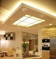 homeownerbuff ceiling designs hidden lighting modern interiors best lighting for kitchen ceiling