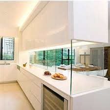 open kitchen design farmhouse: closing off an open plan kitchen or semi open plan kitchen design