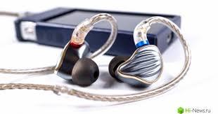 Обзор <b>наушников FiiO FH5</b> — технологии, стиль и звук | Hi-News.ru