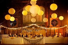 barn lighting barn wedding lighting