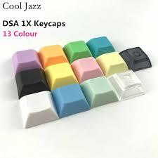 <b>ergodox pbt keycaps white</b> black gray dsa pbt blank keycaps For ...