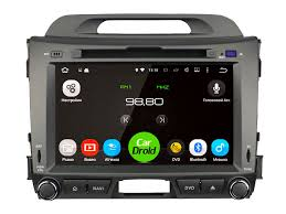 <b>Штатная магнитола</b> Roximo <b>CarDroid RD</b>-<b>2311D</b> для Kia Sportage ...