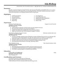 objective for resume social work resume msw resume sample msw msw resume social worker resume template