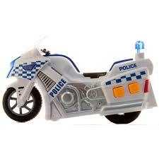 <b>Мотоцикл Полицейский HTI</b> (Teamsterz) 1416563 - купить в ...