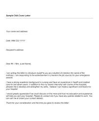 resume for certified nurses aide cover letter rajipesek gets nurse aide cover letter