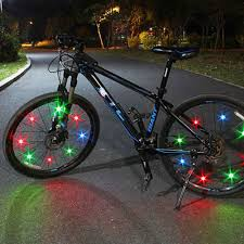 Led <b>Hot Wheels Spoke</b> Lights Motorcycle <b>Cycling Bicycle Bike</b> ...