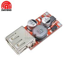 <b>9V/12V/24V to 5V DC DC</b> Step Down Car Charging Car Charger 3A ...