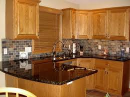 kitchen cabinets with granite countertops:  ideas about honey oak cabinets on pinterest oak kitchens cabinets and granite