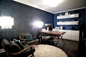 ideas for creating your home office according to your style3 blue home office ideas home office