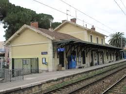 Menton-Garavan station