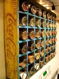 rack cabinet insert tips spice storage coca cola spice rack spice storage