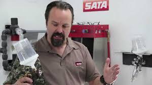 How to Set <b>Air Pressure</b> / <b>Air</b> Volume for a <b>HVLP</b> or RP <b>Spray</b> Gun ...
