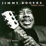 <b>Jimmy Rogers</b> discography (studio albums)
