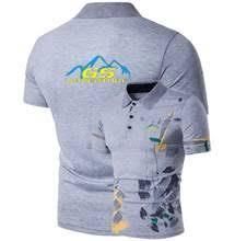 Polo Shirt <b>Men</b> 2018 Summer Brand <b>Male</b> Short Sleeve Casual ...