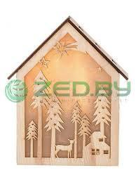 <b>Светящееся украшение Lefard</b> Новогоднее панно 854-003, цена ...