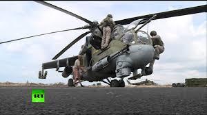 Российские <b>вертолеты</b> в Сирии - YouTube