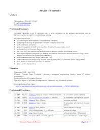 resume templates for openoffice writer job and resume gallery of 5 resume templates for openoffice writer