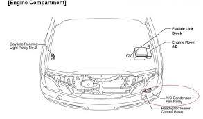 lexus lx470 engine diagram lexus wiring diagrams online