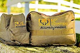 East Tennessee Outfitters Tactical <b>Shooting Bags</b> for Rifles <b>Set</b> ...