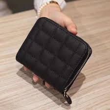<b>Korean Fashion</b> PU Leather <b>Folding</b> Wallet For <b>Women</b> | Shopee ...