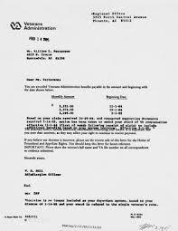 va disability letter letter to va on disability rating for va disability award letter sample success km2ecgmx