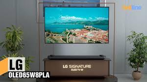 <b>LG</b> OLED65W8PLA — обзор OLED-<b>телевизора</b> - YouTube