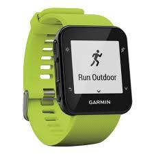 Смарт-<b>часы Garmin Forerunner 35</b> Светло-зеленые — купить в ...