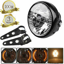 <b>Possbay Motorcycle</b> Headlight Assemblies for Honda Hawk I 400 for ...