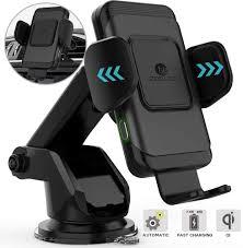 Stable Anti Drop Fast Wireless <b>Car Phone</b> Charger <b>Universal</b> ...