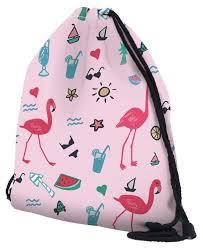 HOMSU сумка-<b>мешок для сменной обуви</b> Summer Flamingo (PF-S ...