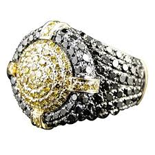 Vorra <b>Fashion</b> 14k Yellow Gold Plated <b>925 Sterling Silver</b> Men's ...