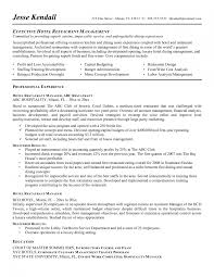 best office manager resume example livecareer manager resume it general