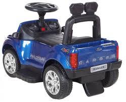 <b>Каталка</b>-электромобиль <b>Barty Ford Ranger</b> DK-P01P, цвет - синий ...