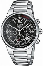 <b>Мужские</b> наручные <b>часы Casio EF</b>-<b>500D</b>-<b>1A</b> — купить оригиналы ...