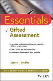 <b>Essentials</b> of Gifted Assessment - <b>Steven</b> I <b>Pfeiffer</b> - Häftad ...