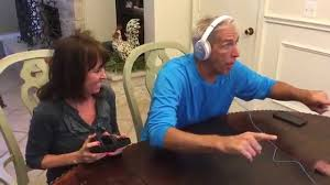 My parents perfect reaction <b>to</b> our <b>baby announcement</b>! - YouTube