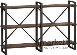 <b>Стеллаж Loftyhome Лондейл 160</b> коричневый [ld010601] купить в ...