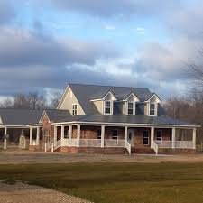 Country House Plan ND Built In Mississippi   Farmhouse    Country House Plan ND Built In Mississippi farmhouse exterior