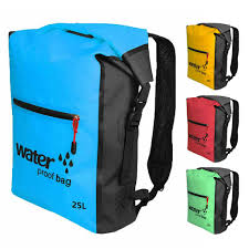 <b>PVC Waterproof Dry Bag</b> 22L Outdoor Foldable Trekking <b>Bag</b> Beach ...
