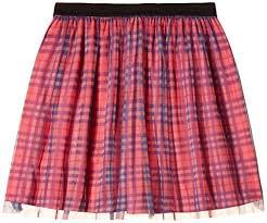 Chemistry <b>Girl</b> Skirt (GA15-020KBSKTSLS_Houndstooth Prnt_9 - 10 ...