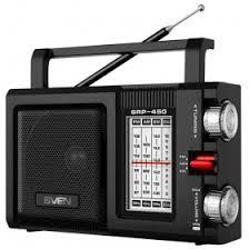 <b>Радиоприёмник Sven SRP-450</b> Black в интернет-магазине ...