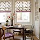 Римские штор для кухни