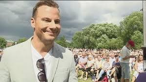 Magnus Carlsson drog stor <b>publik</b> | SVT Play