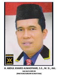 H. Abdul Kharis Almasyhari, S. E., M. Si., Akt. - slide2
