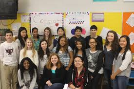 warren township schools  middle school students earn recognition    warren township schools  middle school students earn recognition for writing