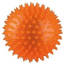 <b>Игрушка TRIXIE Мяч</b> игольчатый ф12см для собак (33652 ...