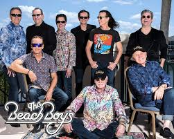 The <b>Beach Boys</b>