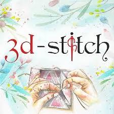 <b>3d</b>-<b>stitch</b> - <b>вышивка</b> на пластиковой канве | OK.RU