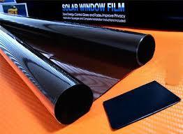 PRO LIMO BLACK 5% <b>CAR</b> WINDOW TINT <b>ROLL 6m</b> x 76 cm FILM ...